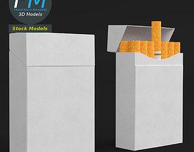 Cigarette packs 3D