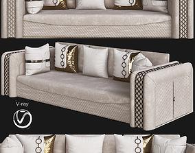 Formenti Infinity sofa 3D asset