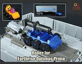 3D print model Roller for Transformrs Earthrise Optimus