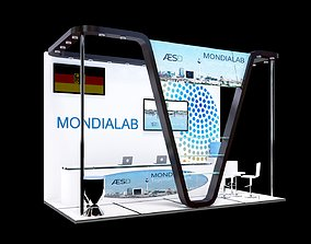 3D model exhibit models