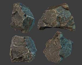 3D asset Boulder