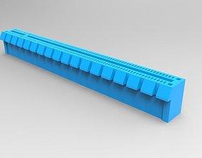 3D PCI-e 16x Slot pc