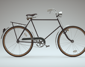 Bicycle 3D PBR