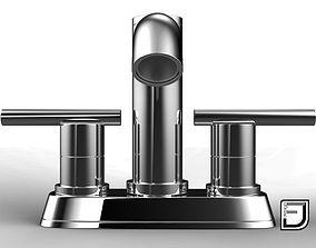 Bathroom Faucet 3D faucet-bathroom