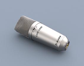 Condenser Microphone HD Original 3D