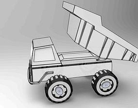 3D print model Toy Truck