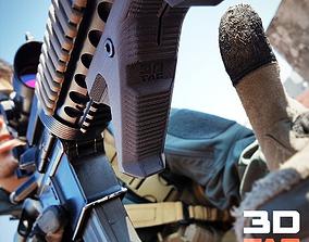 3D print model Avenger Angled Grip Please ead