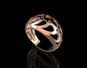3D printable model art Modern Ring