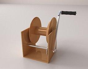 3D model Winch