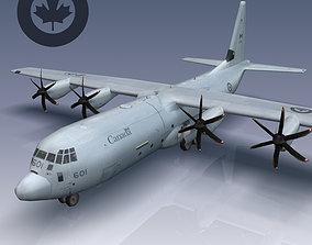 Canadian Air Force CC-130J Super Hercules 3D