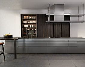 3D Poliform PHOENIX kitchen