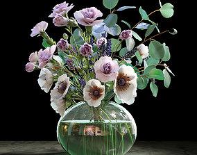 Bouquet 05 3D model
