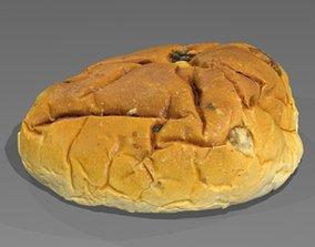 NMA Bread Kaiser 011 3D model