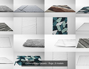 3D Contemporary Carpets - Rugs