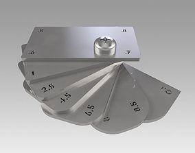 3D Measuring tool