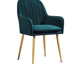 3D model modern chair 011