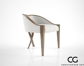 Christopher Guy Savoy chair 3D