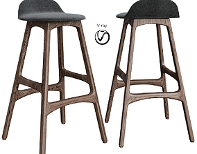 3D model Erik buch bar stool