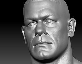 3D print model John Cena Bust