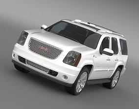 GMC Denali Hybrid 2013 denali 3D model