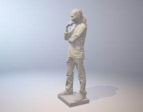 3D printable model DIGITAL ARTIST MW