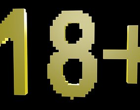 3D Eighteen plus voxel