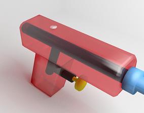 3D model Toy Watergun 1