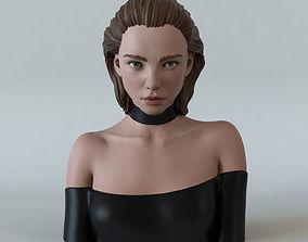 Girl A 3D printable model