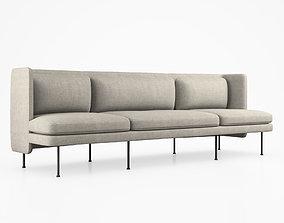 Bloke Sofa by Blu Dot 3D