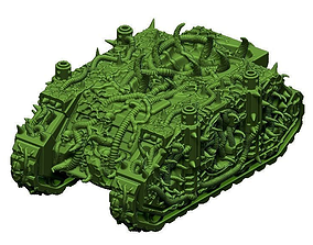 PLAGUE HERALD 3D print model