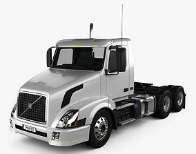 Volvo VNL 300 Tractor Truck 2011 3D model