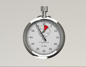Stopwatch 3D