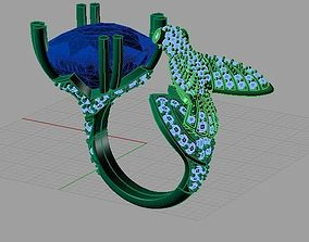 3D print model engulf