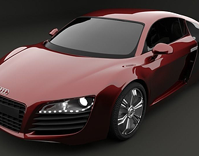 3D model Super Car Audi R8