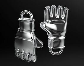 EVERLAST Kickboxing Gloves pendant 3D print model