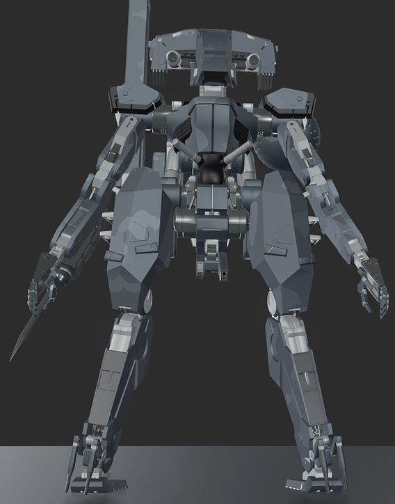 Metal Gear ST-84 Sahelanthropus