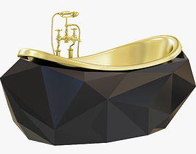 3D model DIAMOND BATHTUB by MAISON VALENTINA