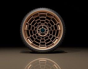 3D C7SSW wheel