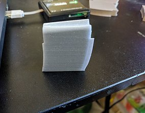 3D print model Savage Mk2 Single Shot Adapter