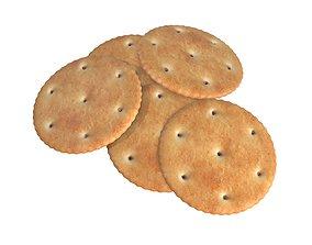 3D Round cookie