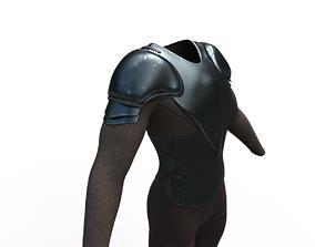 3D armor medieval