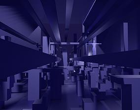 realtime Labyrinth 3D Maze Modular Environment