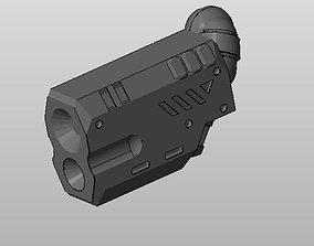 3D printable model CHIBI-TECH SD - ZR-4 ARM