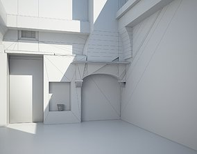 C4d scenes - House of Salento -Native C4d 3D model
