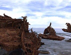 reconstruction Shipwreck 3D