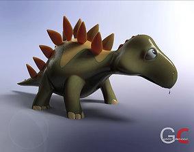 3D model Steggy
