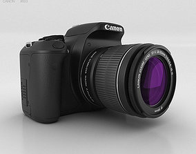 Canon EOS 600D 3D