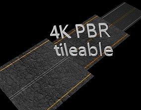 8 x Different High Quality Seamless PBR 3D model 1