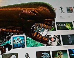 Alien Aliens 3D print model
