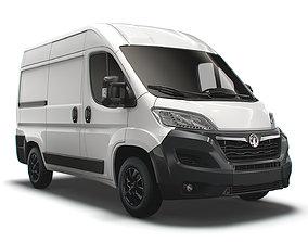 Vauxhall Movano Van L1H2 2022 3D